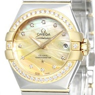 Omega Constellation Brushed Chronometer - 123.25.27.20.57.002
