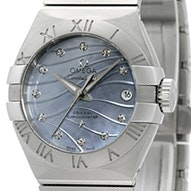 Omega Constellation Brushed Chronometer - 123.10.27.20.57.001