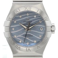 Omega Constellation Brushed Chronometer - 123.10.27.20.57.001