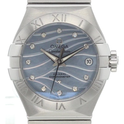 Omega Constellation Co-Axial - 123.10.27.20.57.001