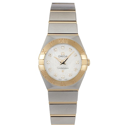 Omega Constellation Quartz - 123.20.24.60.55.002