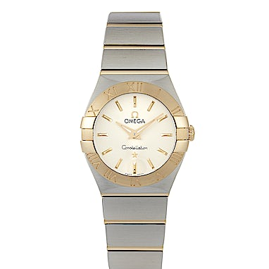 Omega Constellation Quartz - 123.20.24.60.02.002