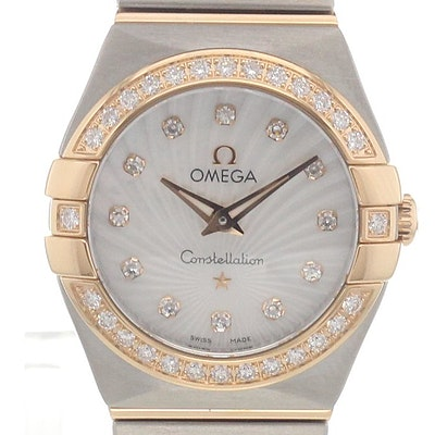 Omega Constellation Quartz - 123.25.24.60.55.002