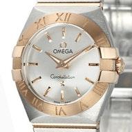 Omega Constellation Brushed Quartz Mini - 123.20.24.60.02.001
