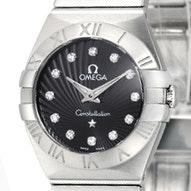 Omega Constellation Brushed Quartz Mini - 123.10.24.60.51.001