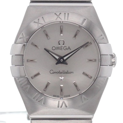 Omega Constellation Quartz - 123.10.24.60.02.001
