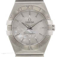 Omega Constellation Brushed Quartz Mini - 123.10.24.60.05.001