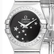 Omega Constellation Brushed Quartz Mini - 123.15.24.60.01.001