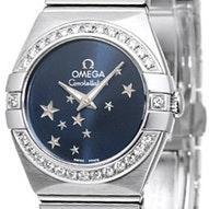 Omega Constellation Brushed Quartz Mini - 123.15.24.60.03.001