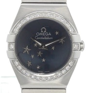 Omega Constellation Brushed Quartz Mini - 123.15.24.60.03.001