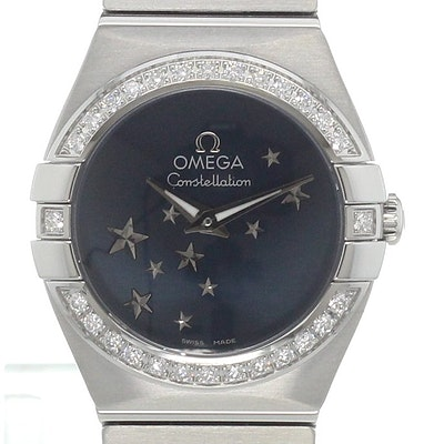 Omega Constellation Quartz - 123.15.24.60.03.001