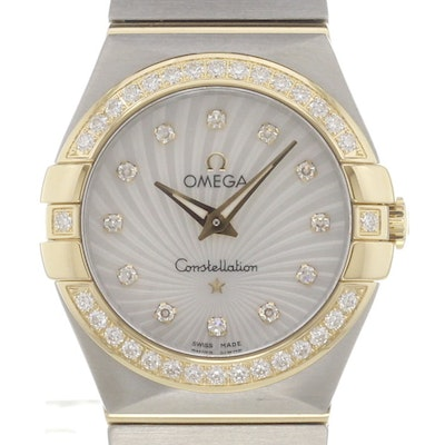 Omega Constellation Quartz - 123.25.27.60.55.004