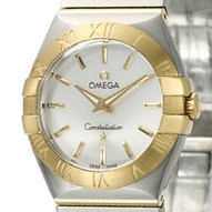 Omega Constellation - 123.20.27.60.02.002