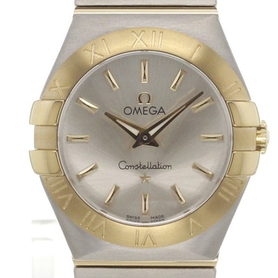 Omega Constellation Quartz - 123.20.27.60.02.002