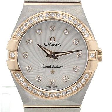 Omega Constellation Quartz - 123.25.27.60.55.002
