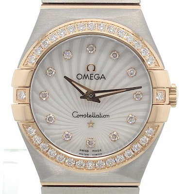 Omega Constellation Quartz - 123.25.27.60.55.002