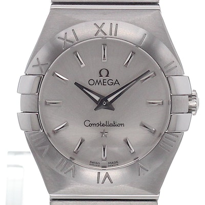 Omega Constellation Quartz - 123.10.27.60.02.001