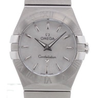 Omega Constellation Quartz - 123.10.27.60.05.001