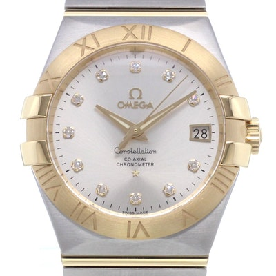 Omega Constellation Co-Axial - 123.20.35.20.52.002