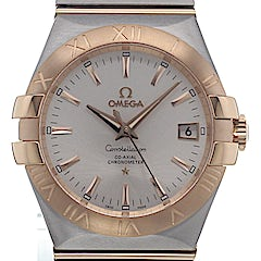 Omega Constellation Co-Axial - 123.20.35.20.02.001