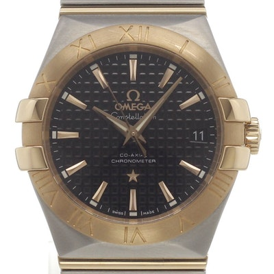 Omega Constellation Co-Axial - 123.20.35.20.01.001