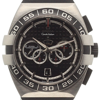 Omega Constellation Double Eagle Co-Axial Chronograph - 121.32.44.52.01.001
