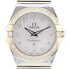 Omega Constellation Quartz - 123.25.24.60.55.008