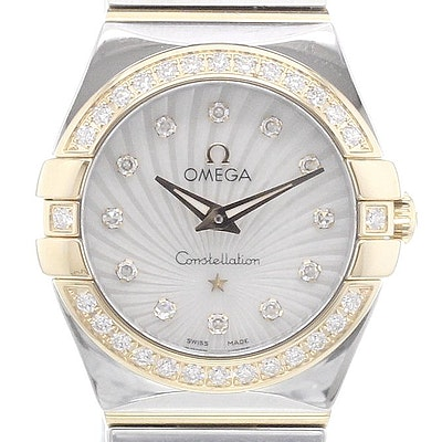 Omega Constellation Quartz - 123.25.24.60.55.008