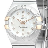 Omega Constellation - 123.20.24.60.55.005