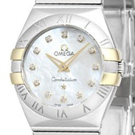 Omega Constellation - 123.20.24.60.55.006
