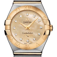 Omega Constellation - 123.20.24.60.57.001