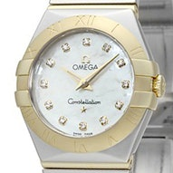 Omega Constellation - 123.20.27.60.55.004