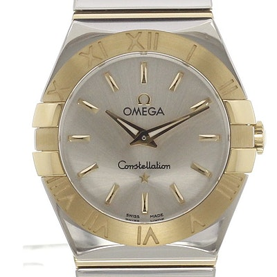 Omega Constellation Quartz - 123.20.27.60.02.004