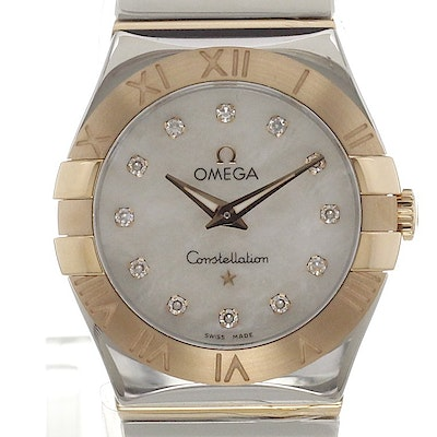 Omega Constellation Quartz - 123.20.27.60.55.003