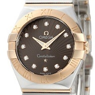 Omega Constellation - 123.20.27.60.63.002