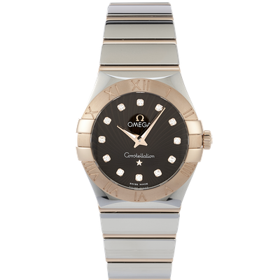 Omega Constellation Quartz - 123.20.27.60.63.002