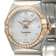 Omega Constellation - 123.25.27.60.55.005