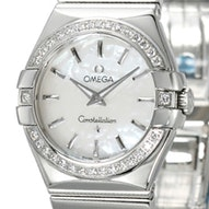 Omega Constellation - 123.15.27.60.05.002
