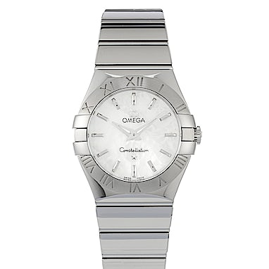 Omega Constellation Quartz - 123.10.27.60.05.002