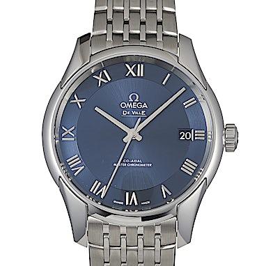 Omega De Ville Hour Vision Co-Axial Master Chronometer - 433.10.41.21.03.001