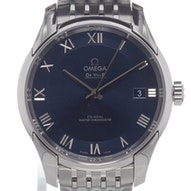 Omega De Ville Hour Vision Co-Axial Master Chronometer - 433.10.41.21.03.001