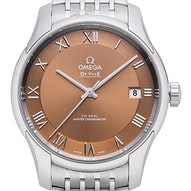 Omega De Ville Hour Vision Co Axial Master Chronometer - 433.10.41.21.10.001
