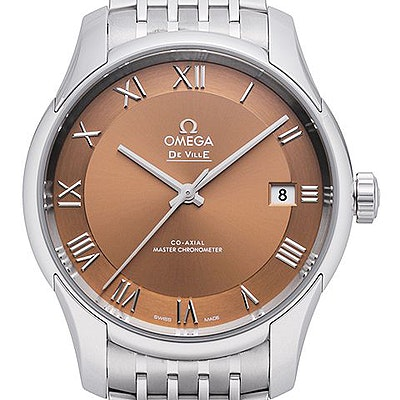 Omega De Ville Hour Vision Co-Axial Master Chronometer - 433.10.41.21.10.001