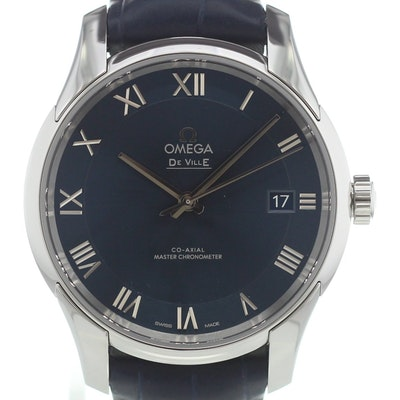 Omega De Ville Hour Vision Co-Axial Master Chronometer - 433.13.41.21.03.001