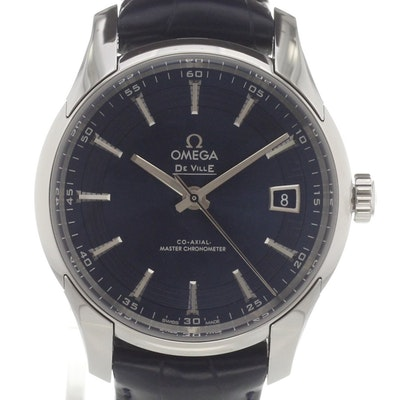 Omega De Ville Hour Vision Co-Axial Master Chronometer - 433.33.41.21.03.001