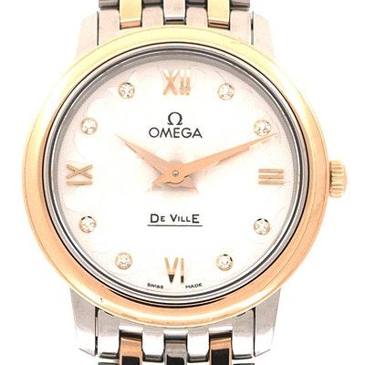 Omega De Ville Prestige Quartz - 424.20.27.60.52.002