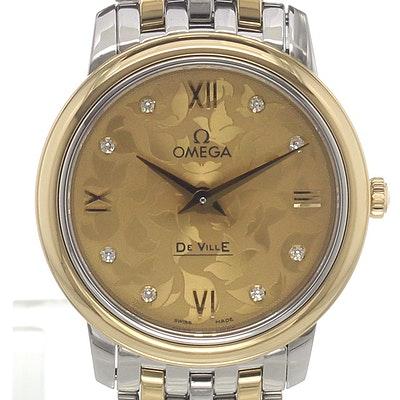 Omega De Ville Prestige Quartz - 424.20.27.60.58.002