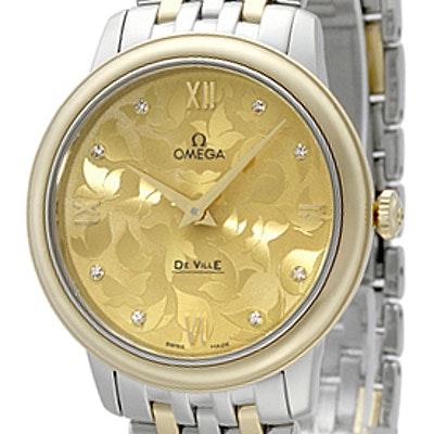 Omega De Ville Prestige Quartz - 424.20.33.60.58.001