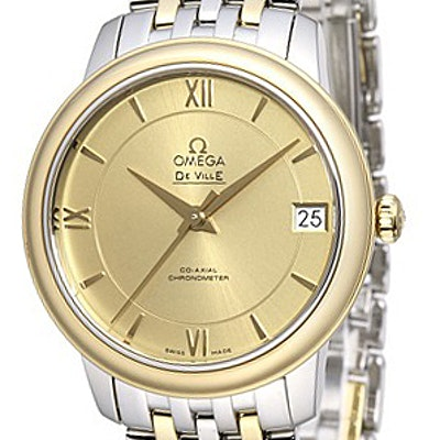 Omega De Ville Prestige Co-Axial - 424.20.33.20.08.001