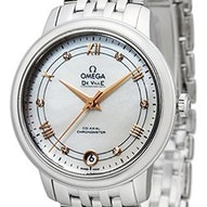 Omega De Ville Prestige Co-Axial - 424.10.33.20.55.002
